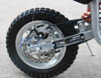 50cc dirt bike - discs