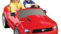 Best Power Wheels Reviews -Ford Mustang