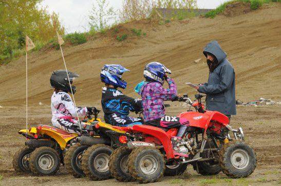 Children 4Wheeler Safety