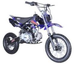 125cc Dirt Bike 6