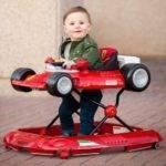 Best Baby Walker - Ferrari F1 Baby Walker in Red 2