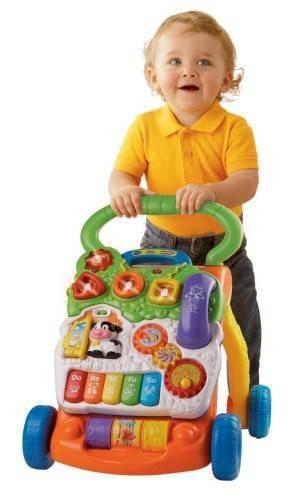 Best Baby Walker - Vtech Sit-to-Stand Learning Walker 2