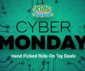 Best Cyber Monday Ride On Toy Deals 2018