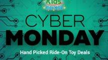 Best Cyber Monday Ride On Toy Deals 2016 Sale