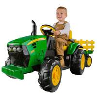 best kids ride on tractor