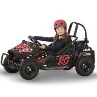 best gas go kart for kids