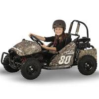 gas powered go karts for kids