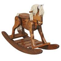 AmishMade Wooden horse