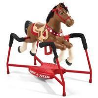 Interactive Riding Horse