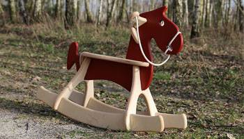 rocking horse for baby, 1 , 2, 3, 4 year old