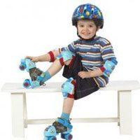 correct size of roller skates