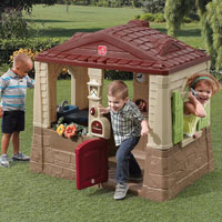 best outdoor playhouse