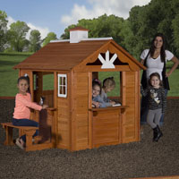 cedar playhouse