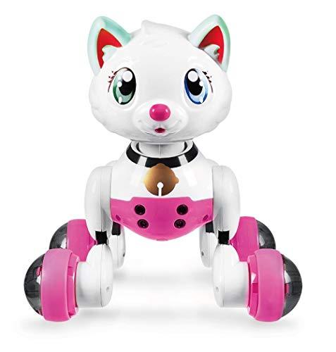 Hi-Tech Wireless Interactive Robot Cat