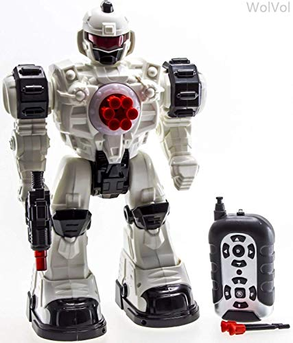 WolVol (Large Version) 10 Channel Remote Control Robot