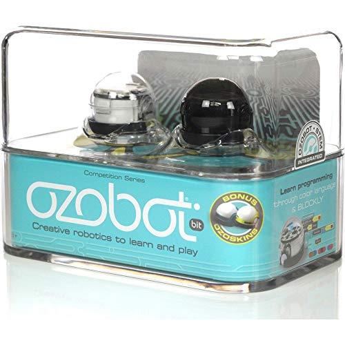 Ozobot 2.0 Bit Smart Robots, Crystal