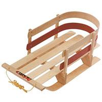 best wooden sled