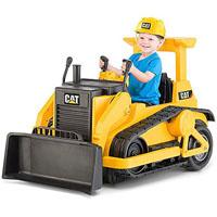 kid trax cat bulldozer