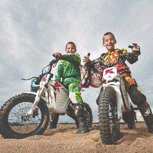 kuberg dirt bike
