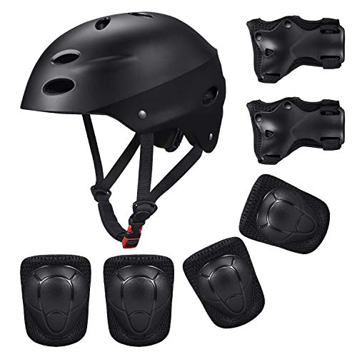 Kid's Protective Gear Set,Roller Skating Skateboard BMX Scooter Cycling Protective Gear