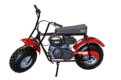 Coleman Powersports Mini Bike Trail Scooter for Adults