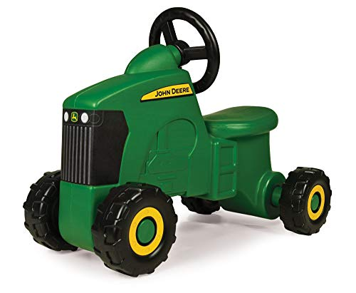 John Deere Sit-N-Scoot Tractor Toy