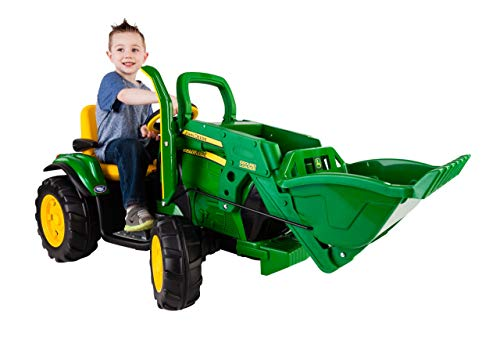 Peg Pérego John Deere Ground Loader Ride On