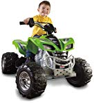 Power Wheels Kawasaki KFX, Green