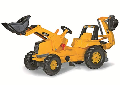 rolly toys CAT Construction Pedal Tractor