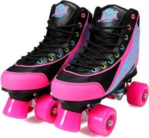 Kandy- Luscious Kid's Roller Skates