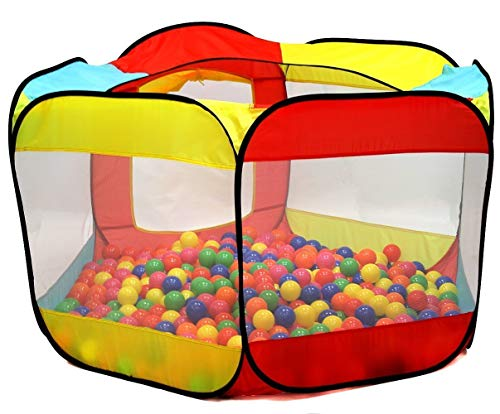 Kiddey Ball Pit Play Tent for Kids