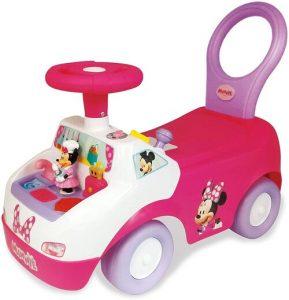 Kiddieland Minnie Mouse Happy Kitchen Interactive Ride On Train