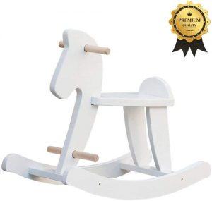 Labebe – Wooden Rocking Horse