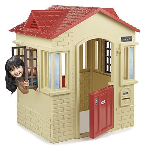 Little Tikes Cape Cottage - Kids Plastic Playhouse