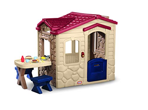 Little Tikes Picnic on the Patio Kids' Playhouse