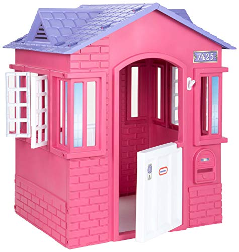 Little Tikes Princess Cape Cottage Playhouse