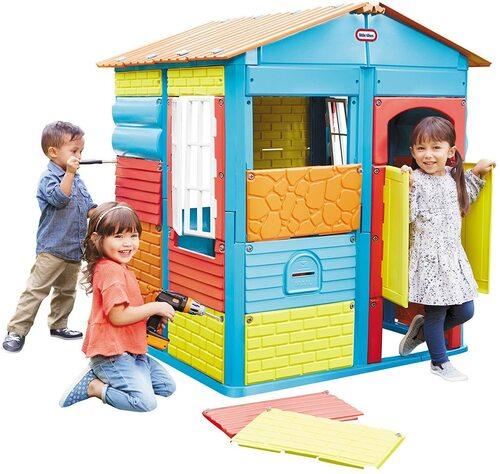 Little Trikes Build-a-House