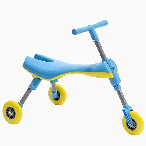 MEKBOK Fly Bike Foldable Toddlers Glide Tricycle