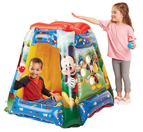 Mickey Mouse 94785 Ball Pit, 1 Inflatable