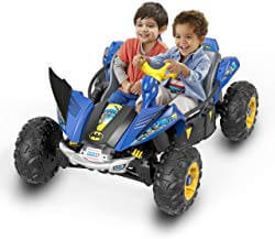 Power Wheels Dune Racer – Dune Buggy Ride-On Toy