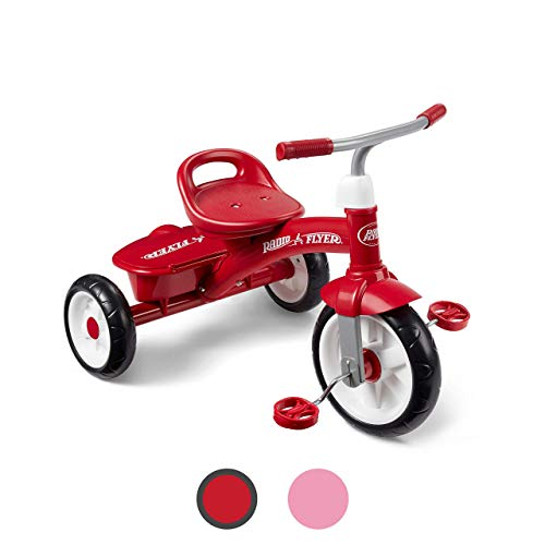 Radio Flyer Red Rider Trike, Red