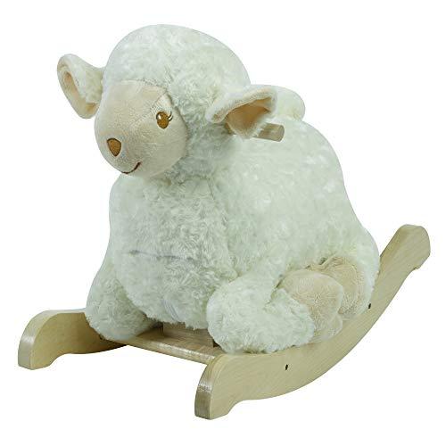 Rockabye Lambkin Lamb Rocker
