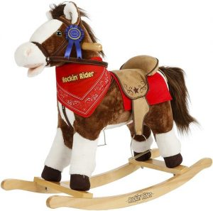 Rockin' Rider Laredo Rocking Horse