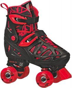 Roller Derby 1378 – 12 Youth Boys Firestar Roller Skate