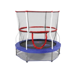 Skywalker Trampolines Round Bouncer (Best Trampoline with Enclosure)