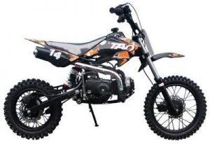 The Taotao DB14 110cc Dirt Bike