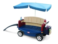 The Little Tikes Deluxe Ride Relax with Umbrella