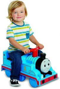 Thomas & Friends Fast Tracks Ride-on