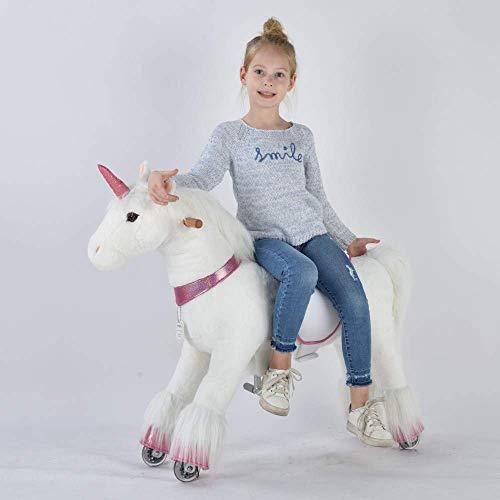 UFREE Horse Action Pony, Ride on Toy