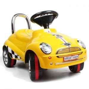 3-in-1 Ride On Car Toy Gliding Scooter